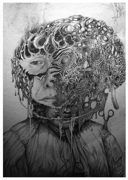 A-likeable-portrait-(Exquisite-corpse-with-Marcel-Bakker(Netherlands))