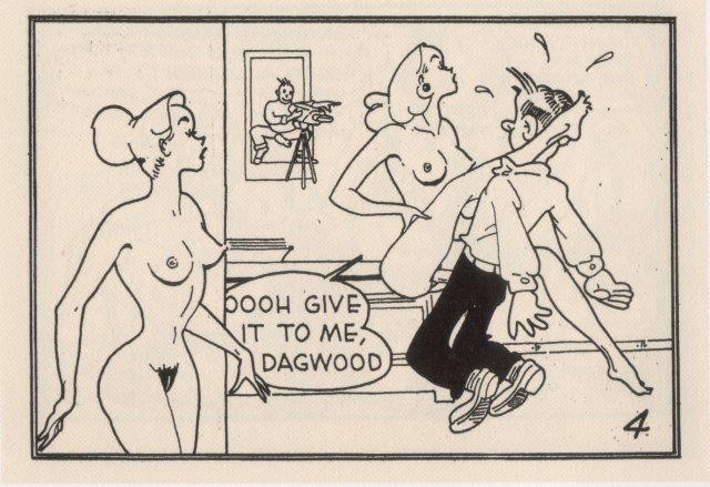 Possible and and sex blondie dagwood cartoon can help nothing