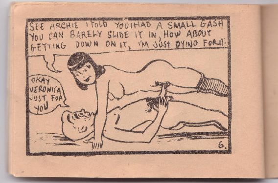 nsfw tijuana bibles comic book smut from the dirty