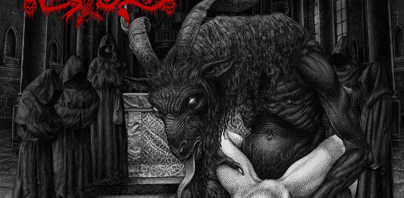Weregoat – Pestilential Rites of Infernal Fornication Review