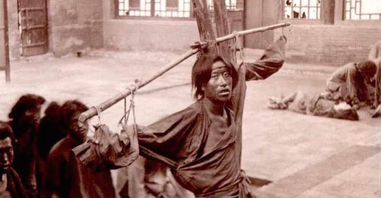 Grim & Brutal! Boxer Rebellion Execution And Torture Photos