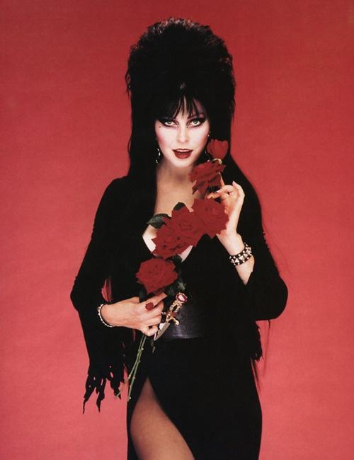 the hottest woman in horror u2026 elvira mistress of the dark