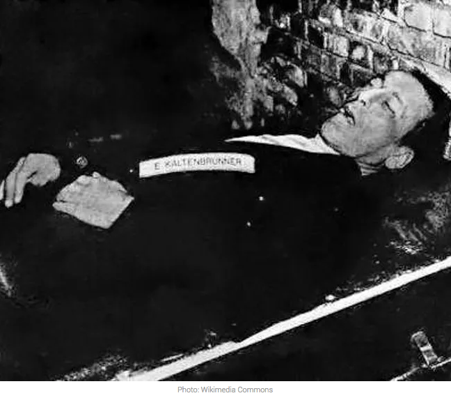 NSFW: WWII PHOTOS OF NAZI LEADERSHIP CORPSES | CVLT Nation