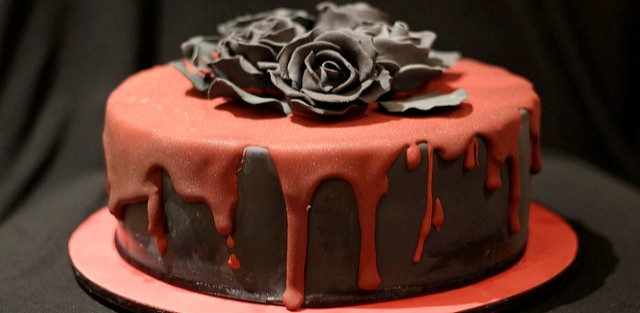 black-red-birthday-cake