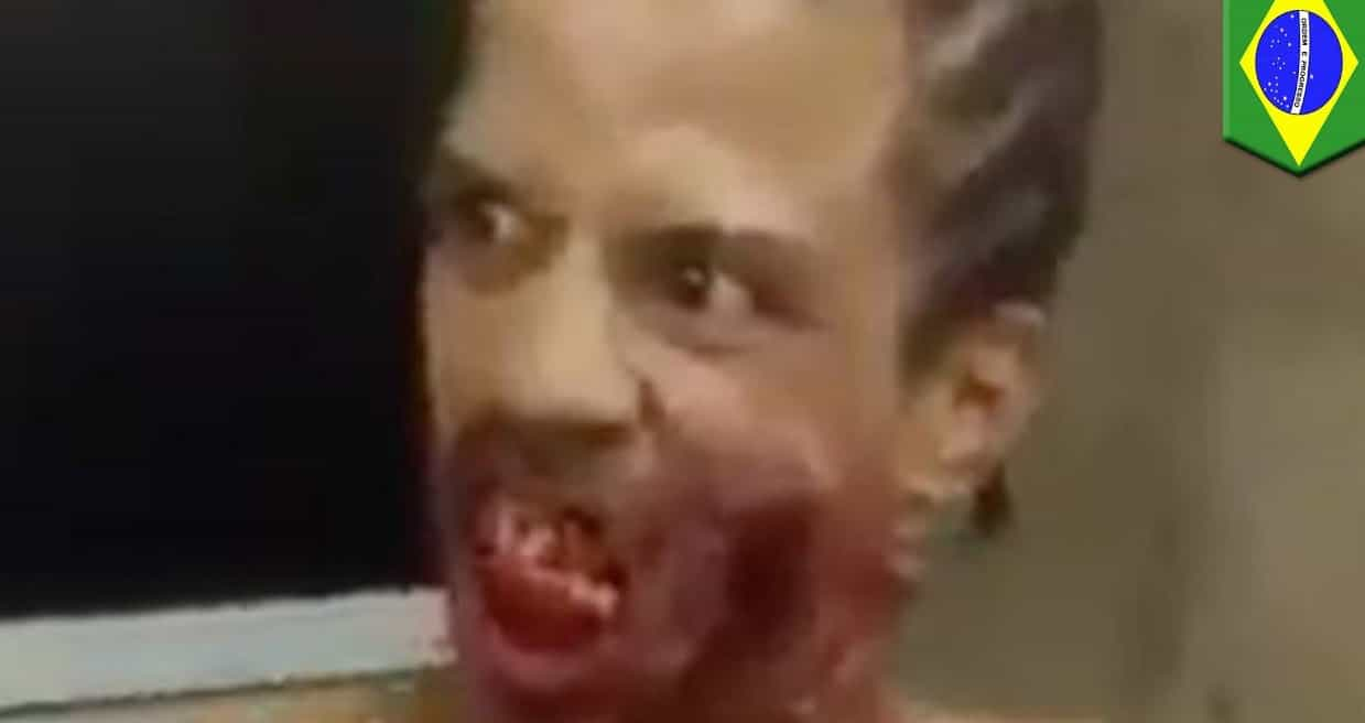 When Fiction Becomes Reality Brazil S Horrific Zombie