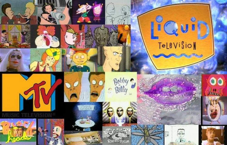 When MTV Wasn't SHIT! Every Episode of Liquid Television Online