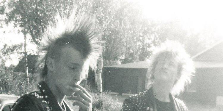 CVLT Nation Exclusive: MAMMOTH GRINDER 1980s Scandinavian D
